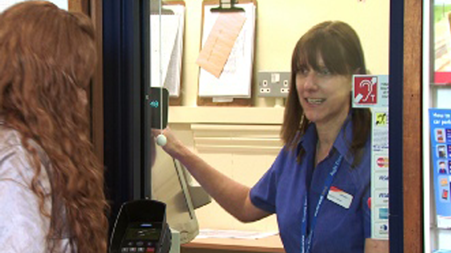 South west trains training video