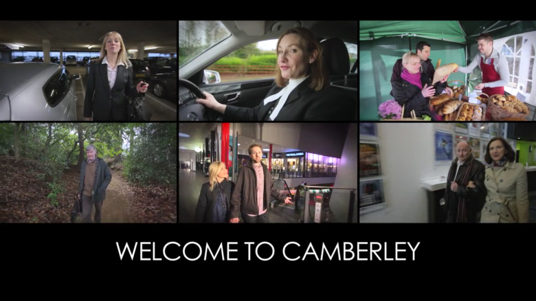 Camberley promotion video