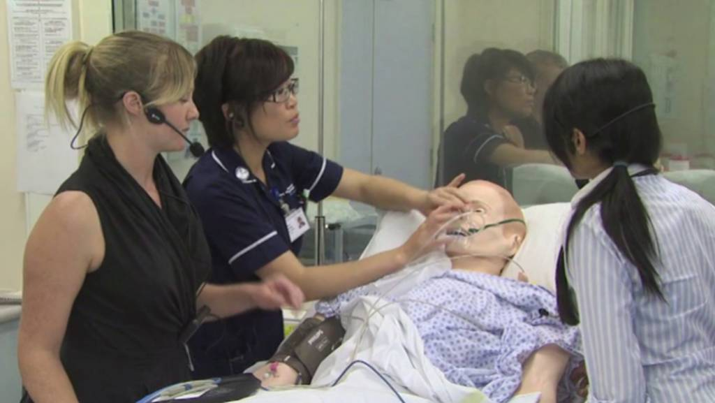 Observation video NHS E Learning Video