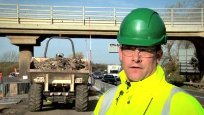 BAM Nuttall Site Report Video 2015