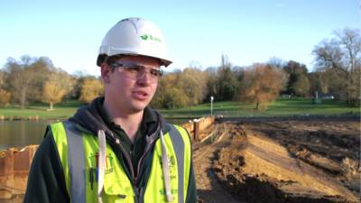 Mike Shaw apprentice video Bam Nuttall